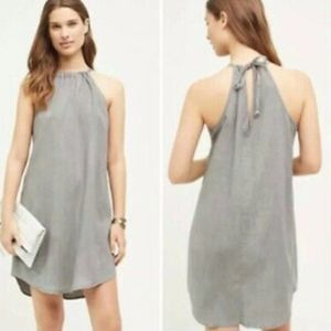 Cloth and Stone High Tide Halter Dress